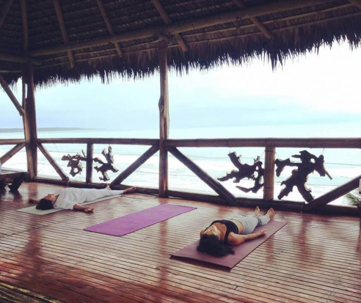 El Acantilado Yoga Lodge