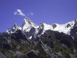 Vaqueria Cedros berg trektochten Huaraz