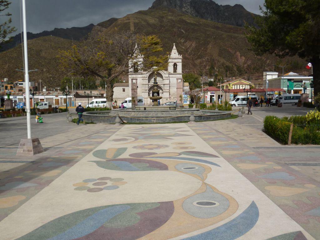 Chivay in de Colca Tour