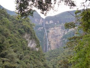 Gocta Waterval Chachapoyas
