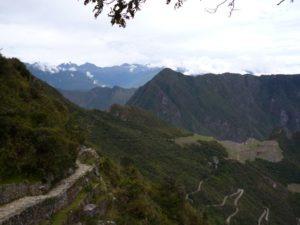 Inti Punku Sun Gate at Machu Picchu