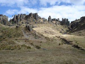 Cumbemayo Cajamarca cultuur