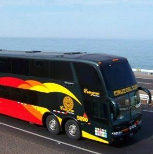 Travel Cruz del Sur Bus Peru