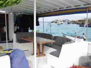 Golondrina Lounge Galapagos tours
