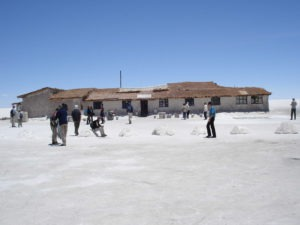 Zout Hotel Salar de Uyuni tour Bolivia