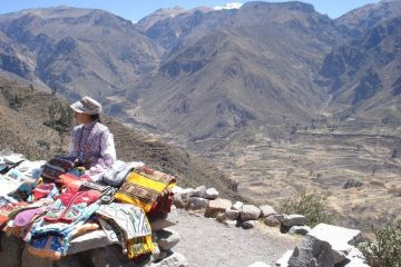 Cabanaconde Trekking Peru