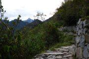 Last bit of the Inca Trail