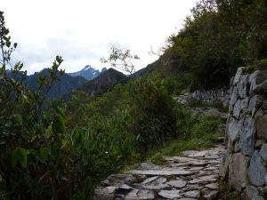 Last bit of the Inca Trail