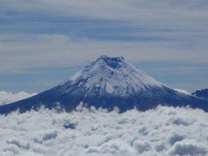 Cotopaxi Volcano Climbing Ecuador