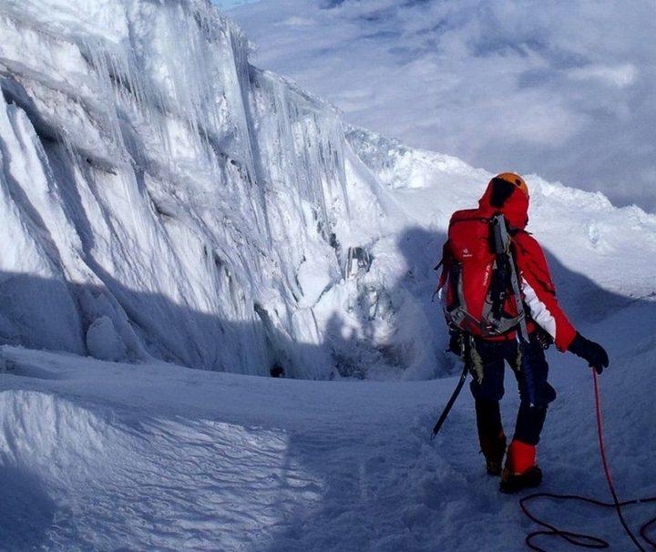 Bergbeklimmen Cotopaxi Ecuador