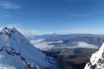 Iliniza Norte Ecuador vulkaan klimmen