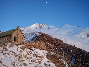 Climbing Huayna Potosi Mountain Bolivia