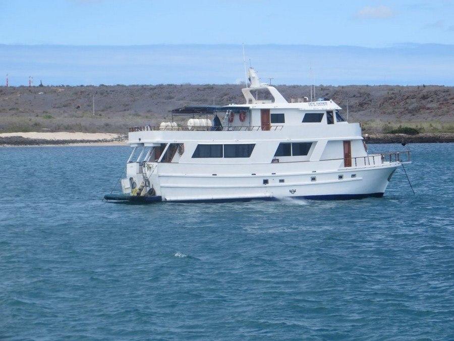 Darwin Galapagos cruise Ecuador