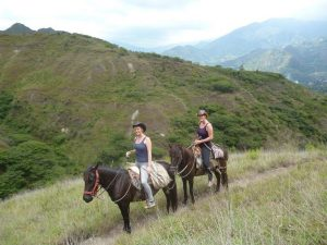 Vilcabamba horseback riding