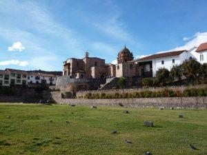 Qoricancha Zonnetempel Cuzco