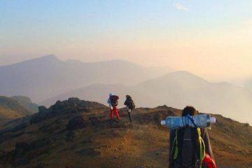 Ecuadorian Inca Trail hike