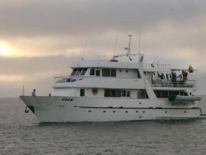 Eden customized Galapagos cruises