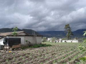 Countryside of Otavalo