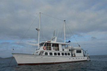 Golondrina Galapagos cruises Ecuador