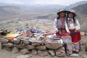 Colca culture Peru tour