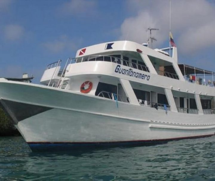Guantanamera Galapagos cruise