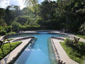Hakuna Matata Amazon lodge swimming pool