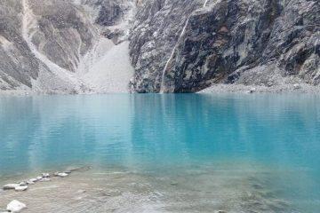 Laguna 69 Huaraz Trektocht Peru