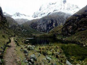 Laguna 69 Huaraz Trek Peru