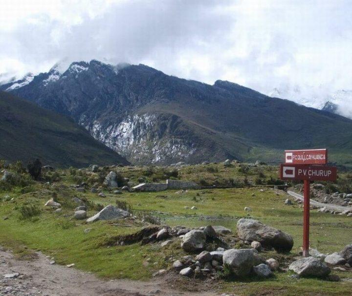 Huaraz Churup Trekking