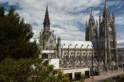 Basilica, Quito, Ecuador tour