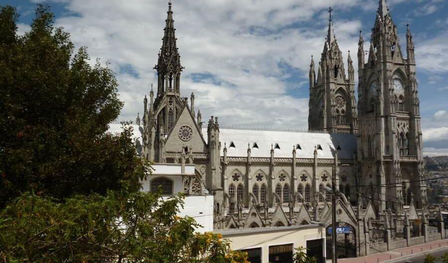 Aanvraag toeristen visum Quito Ecuador