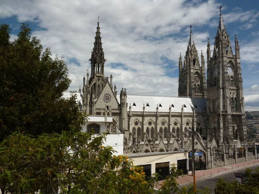 Basilica, Quito