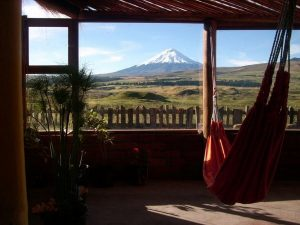 Secret Garden Cotopaxi Hostel Ecuador