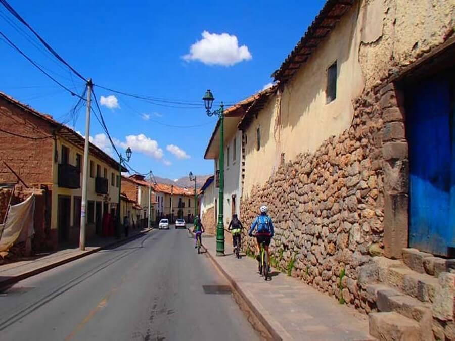 Cuzco fietstours Peru
