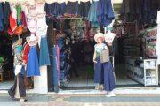 Local market in Otavalo