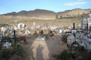 Cabanaconde cemetery