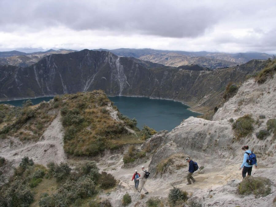 Quilotoa Loop Ecuador Trek