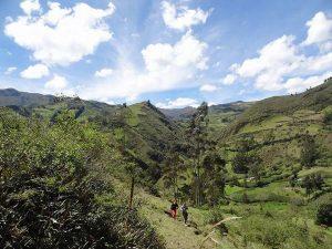 Quilotoa Loop trektocht Ecuador