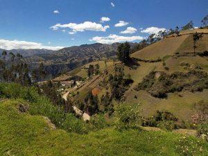 Quilotoa trektocht maatreizen Ecuador