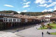 Plaza de Armas view