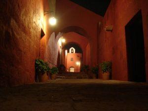 Santa Catalina convent Arequipa
