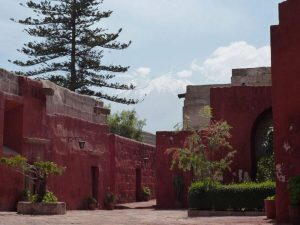 Santa Catalina Klooster Arequipa