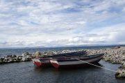 Boat on Amantani