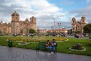 Plaza de Armas of Cusco
