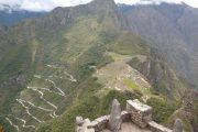 Huayna Picchu Condor view