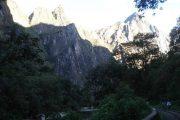 Train track Inca Jungle Trail