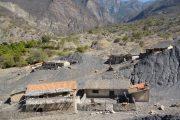 Old mining village