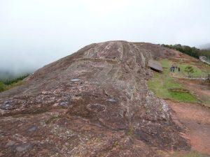Fuerte Samaipata maatreizen Bolivia