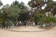 Plaza in Samaipata