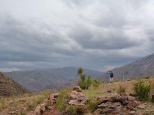 Sucre trekking Bolivia